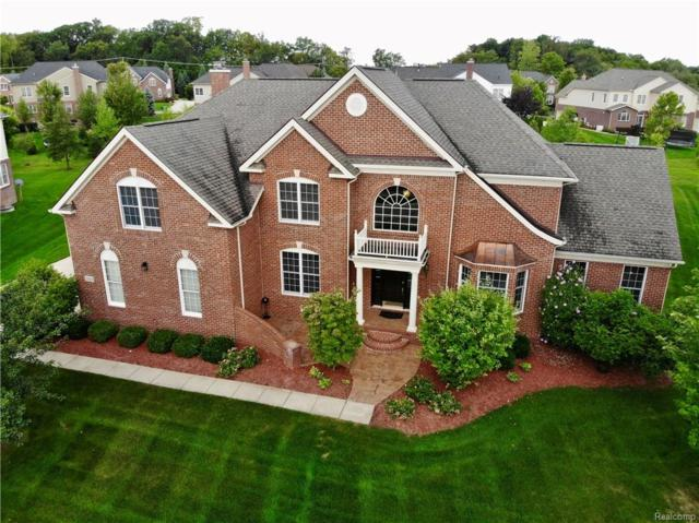 25020 Hadlock Drive, Novi, MI 48374 (#218083288) :: Duneske Real Estate Advisors