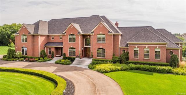 13050 Rolston Drive, Plymouth Twp, MI 48170 (#218083480) :: Duneske Real Estate Advisors
