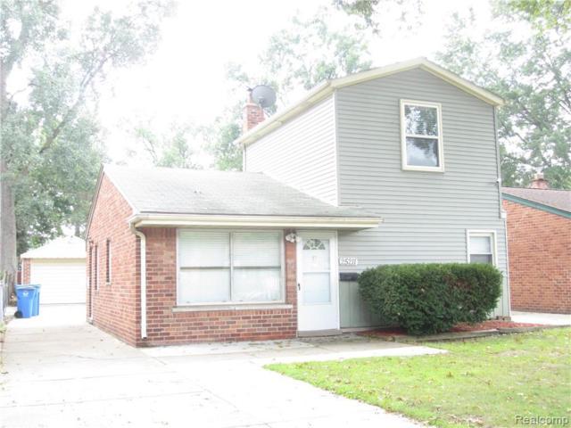 25211 Hopkins Street, Dearborn Heights, MI 48125 (#218083563) :: RE/MAX Classic