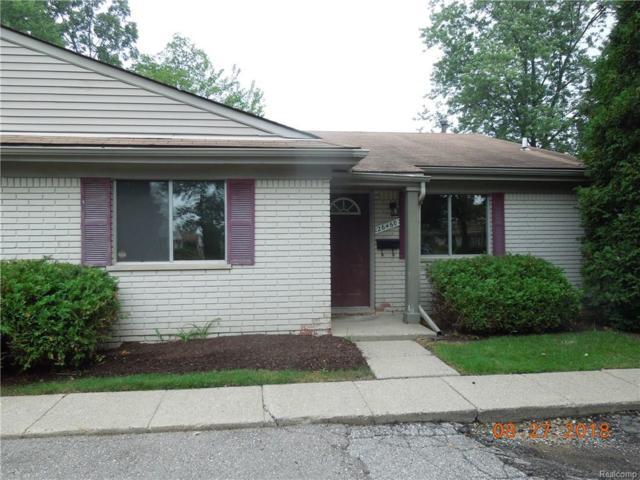 26460 Franklin Pointe Drive, Southfield, MI 48034 (#218083584) :: Duneske Real Estate Advisors