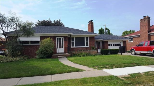 14891 Markese Avenue, Allen Park, MI 48101 (#218083605) :: RE/MAX Classic
