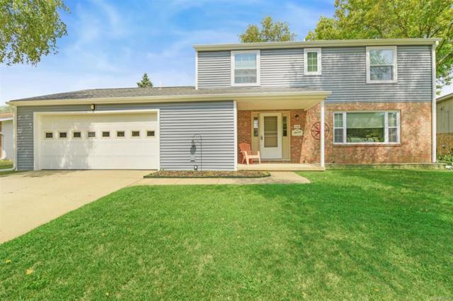 14 Hickory Drive, Chelsea, MI 48118 (#543259833) :: Duneske Real Estate Advisors