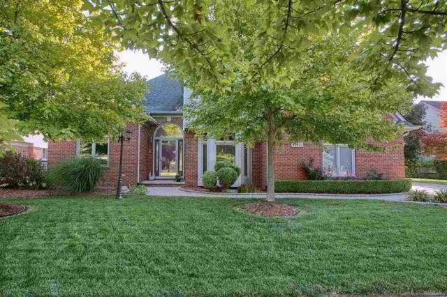 48010 Vittorio, Shelby Twp, MI 48315 (#58031358312) :: Duneske Real Estate Advisors