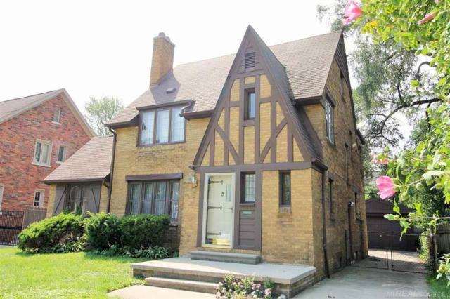 1415 Grayton, Grosse Pointe Park, MI 48230 (#58031358321) :: Duneske Real Estate Advisors