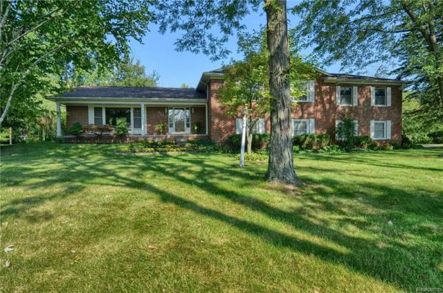 925 Eastover Drive, Bloomfield Twp, MI 48304 (#218083892) :: RE/MAX Classic