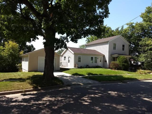 100 S Lewis Street, Saline, MI 48176 (#543259862) :: Duneske Real Estate Advisors