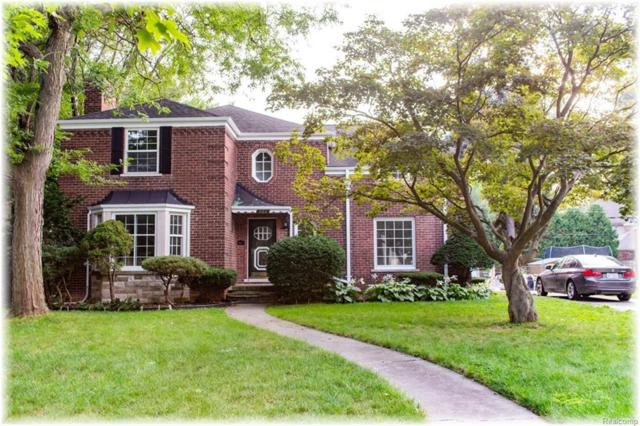 803 Pemberton Road, Grosse Pointe Park, MI 48230 (MLS #218084051) :: The Toth Team