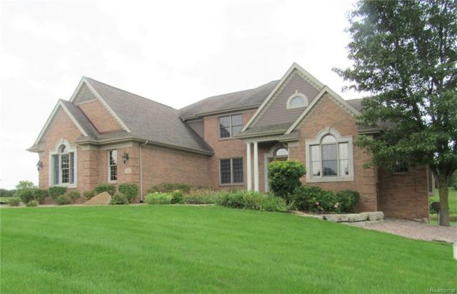 8022 Creekwood Lane, Atlas Twp, MI 48438 (#218084055) :: RE/MAX Classic