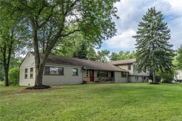 46327 Ryan Road, Shelby Twp, MI 48317 (MLS #218084084) :: The Toth Team