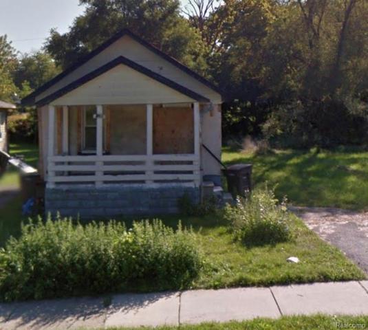 603 Highland Avenue, Pontiac, MI 48341 (MLS #218084131) :: The Toth Team