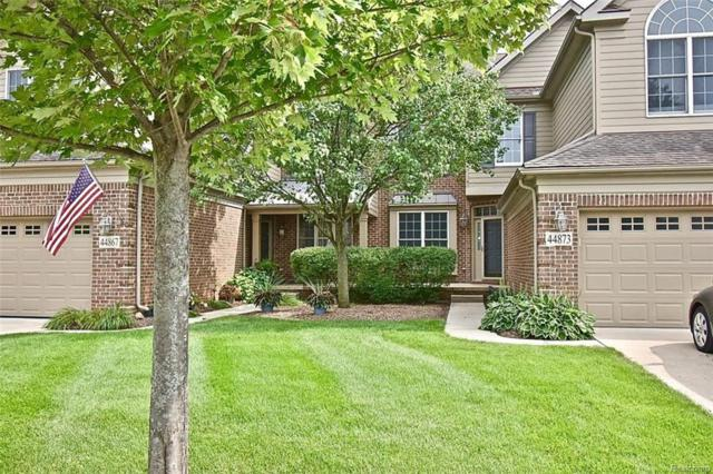 44873 Broadmoor Circle #92, Northville Twp, MI 48168 (#218084197) :: Duneske Real Estate Advisors