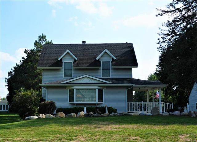 48907 Seven Mile Road, Northville Twp, MI 48167 (MLS #218084253) :: The Toth Team