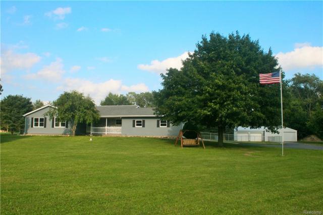 4515 Shepper Road, Stockbridge Twp, MI 49285 (MLS #218084273) :: The Toth Team