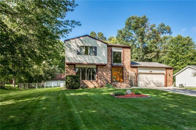 4782 Westwood Drive, Clyde Twp, MI 48049 (#218084410) :: RE/MAX Classic