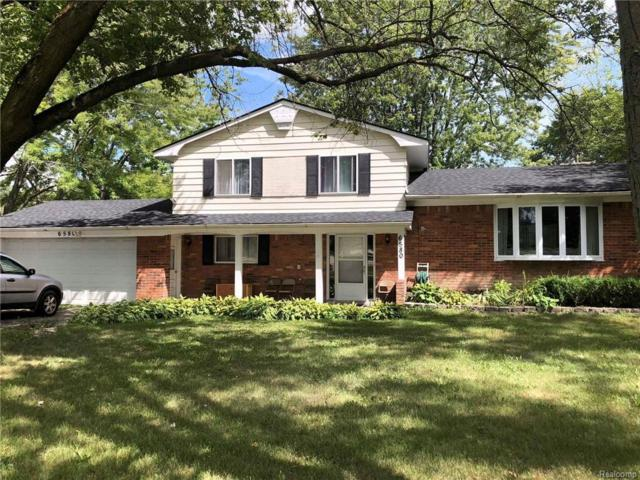 6580 Livernois Road, Troy, MI 48098 (MLS #218084451) :: The Toth Team