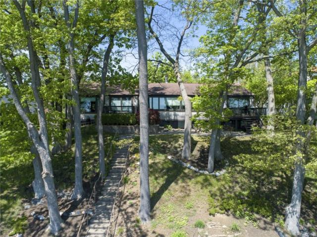 2382 Lake Angelus Lane, Lake Angelus, MI 48326 (#218084507) :: Duneske Real Estate Advisors