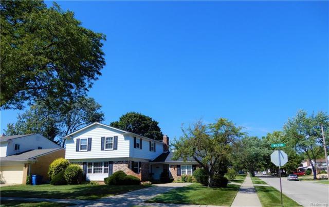 25714 Wilson Drive, Dearborn Heights, MI 48127 (#218084521) :: RE/MAX Classic