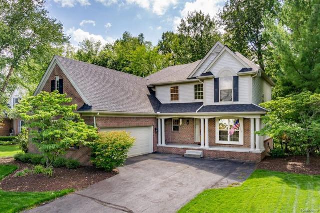 3072 Richmond Drive, Independence Twp, MI 48348 (#218084530) :: Duneske Real Estate Advisors