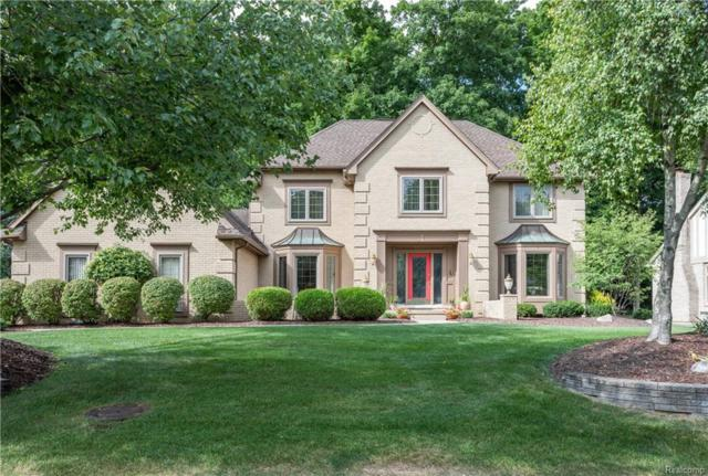 1700 Rolling Woods Drive, Troy, MI 48098 (MLS #218084626) :: The Toth Team