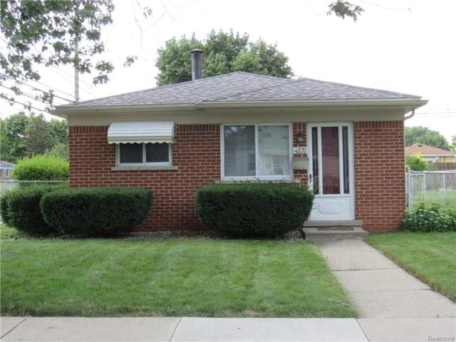 4870 Campbell Street, Dearborn Heights, MI 48125 (#218084633) :: RE/MAX Classic