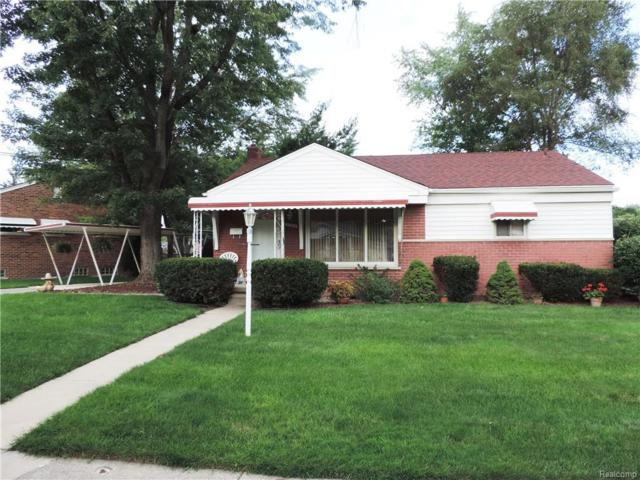 31986 Lamar Street, Farmington, MI 48336 (#218084652) :: RE/MAX Nexus