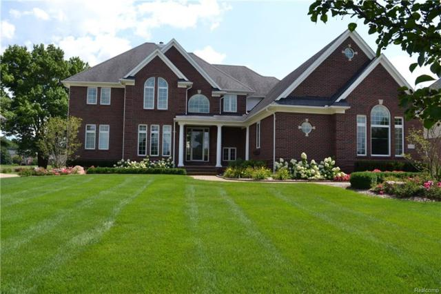 2454 Pebble Beach Drive, Oakland Twp, MI 48363 (MLS #218084720) :: The Toth Team