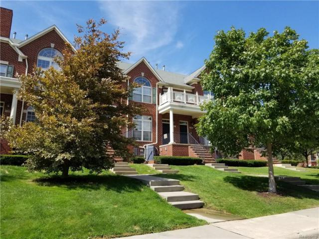 1464 Raliegh Place #110, Troy, MI 48084 (#218084745) :: Duneske Real Estate Advisors