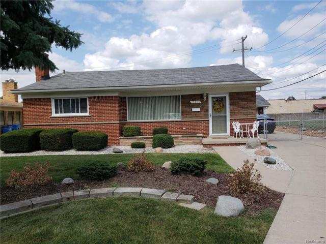 25900 Keith Street, Dearborn Heights, MI 48127 (MLS #218084799) :: The Toth Team