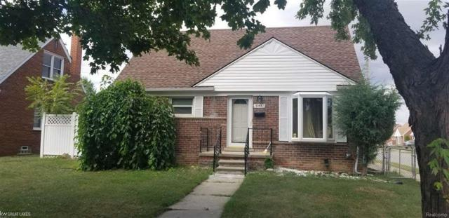18431 Buckhannon, Roseville, MI 48066 (#58031358577) :: Duneske Real Estate Advisors