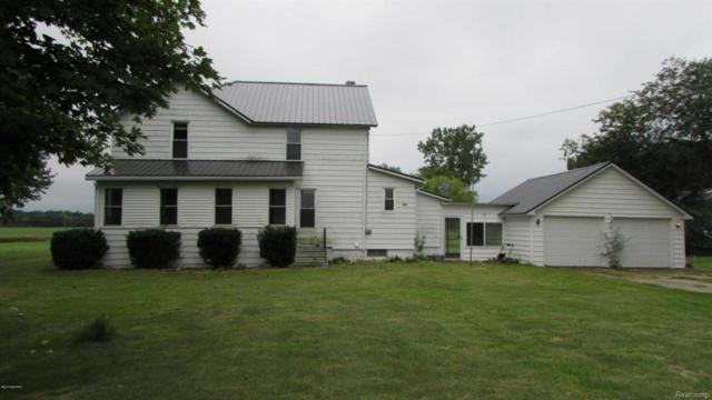 835 Burr Oak Road Rd, BRONSON TWP, MI 49028 (#62018043028) :: Duneske Real Estate Advisors