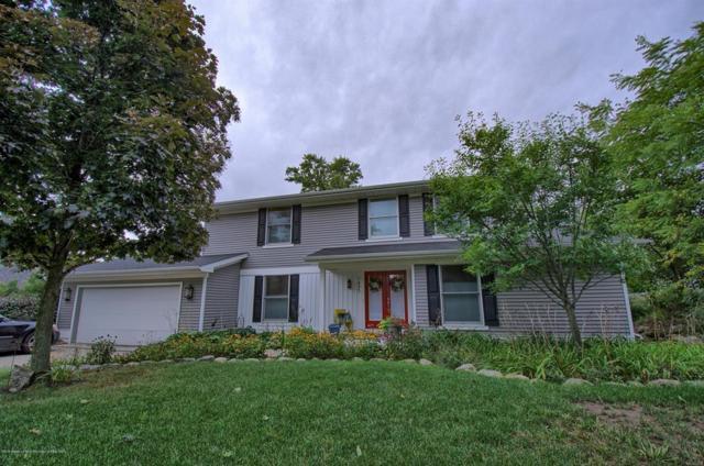 1453 Farwood Drive, East Lansing, MI 48823 (MLS #630000230048) :: The Toth Team
