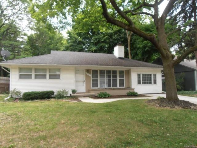 15651 Kirkshire Avenue, Beverly Hills Vlg, MI 48025 (MLS #218084949) :: The Toth Team