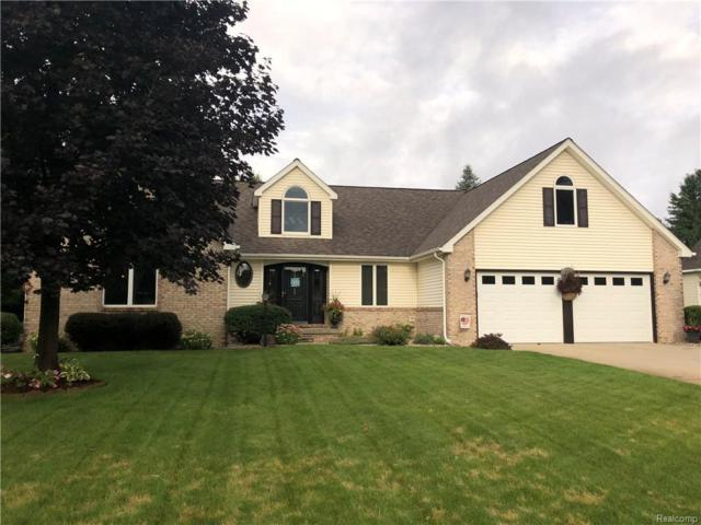 16484 Vintage Drive, Fenton Twp, MI 48430 (MLS #218085016) :: The Toth Team