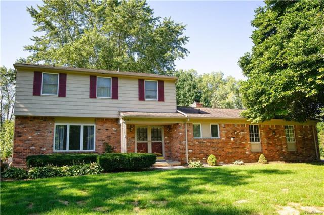 29985 De Orr Street, Farmington Hills, MI 48331 (MLS #218085086) :: The Toth Team