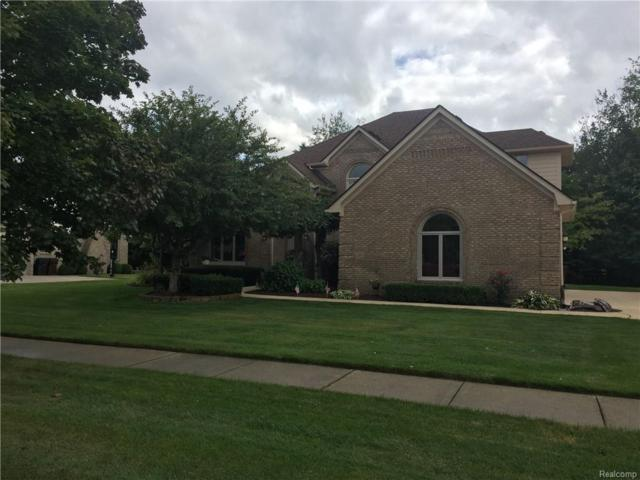 15104 Covington, Shelby Twp, MI 48315 (MLS #218085125) :: The Toth Team