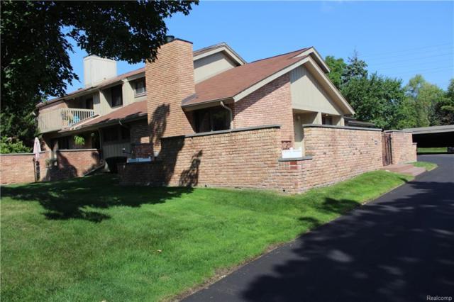 1576 S Hill Boulevard, Bloomfield Twp, MI 48304 (#218085126) :: Duneske Real Estate Advisors