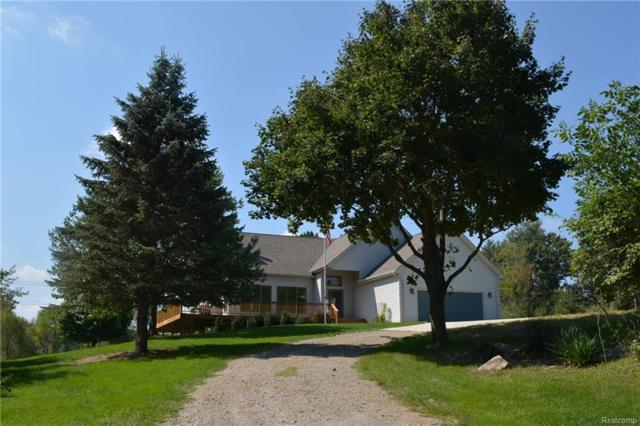 1550 E Rattalee Lake Road, Rose Twp, MI 48442 (MLS #218085243) :: The Toth Team