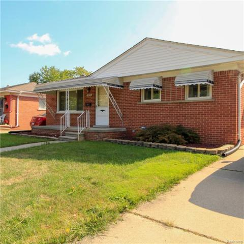 24574 Petersburg Avenue, Eastpointe, MI 48021 (MLS #218085244) :: The Toth Team