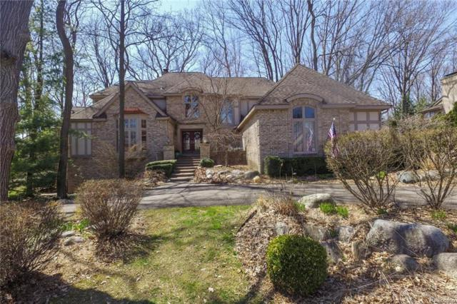 2602 Norwood Road, Bloomfield Twp, MI 48302 (#218085285) :: RE/MAX Classic
