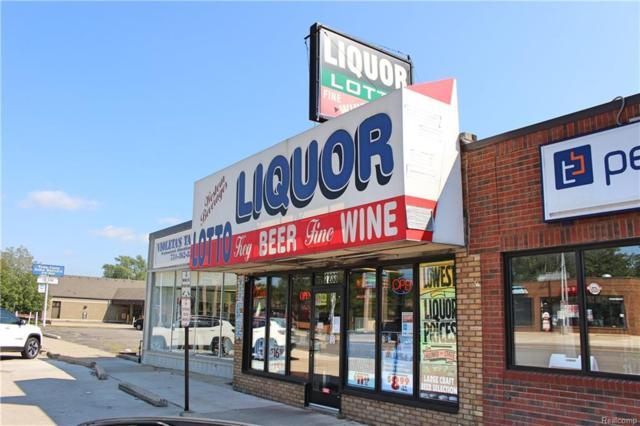 2233 West Road, Trenton, MI 48183 (#218085308) :: RE/MAX Classic