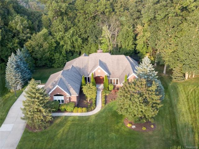 3649 Mountain Laurel Court, Oakland Twp, MI 48363 (MLS #218085350) :: The Toth Team