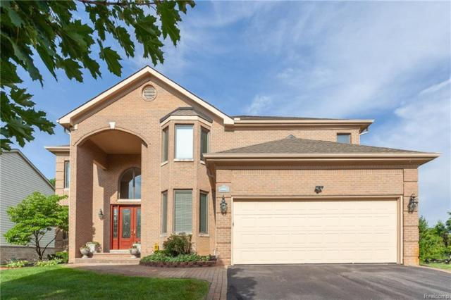 2153 Aldwin Drive, West Bloomfield Twp, MI 48324 (#218085351) :: Duneske Real Estate Advisors