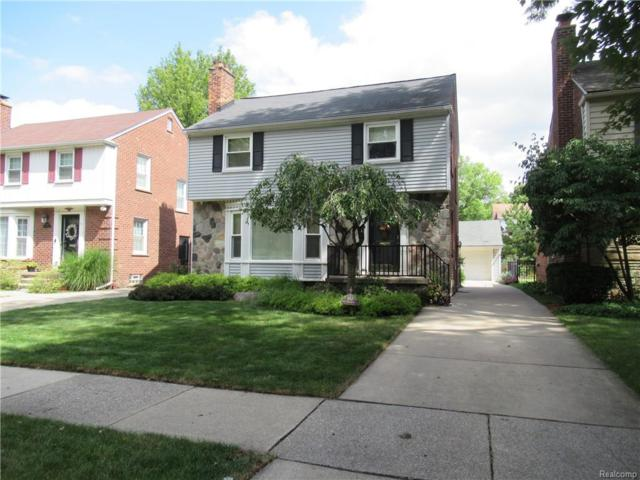 452 Fort Dearborn Street, Dearborn, MI 48124 (#218085352) :: Duneske Real Estate Advisors