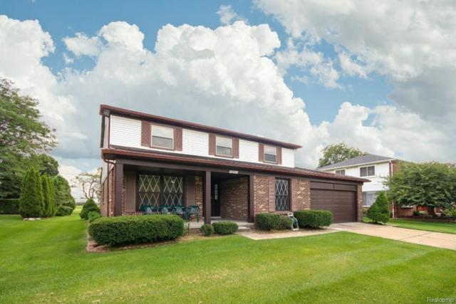 46461 Strathmore Court, Plymouth Twp, MI 48170 (MLS #218085362) :: The Toth Team