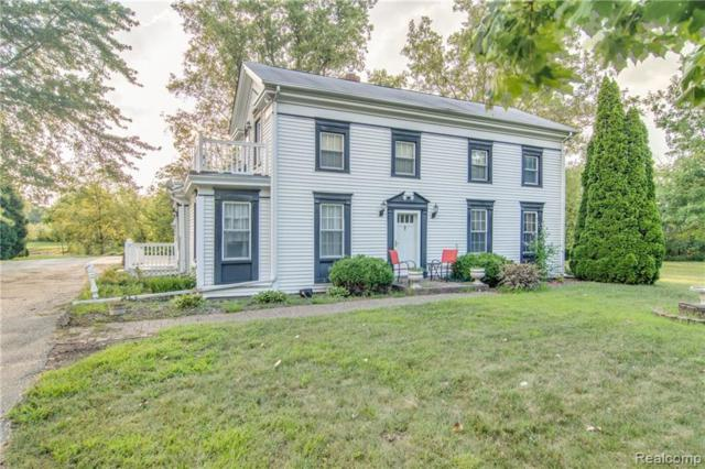 56837 Jewell Road, Shelby Twp, MI 48315 (MLS #218085436) :: The Toth Team
