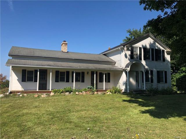 1850 S Five Lakes Road, Lapeer Twp, MI 48455 (#218085489) :: RE/MAX Classic