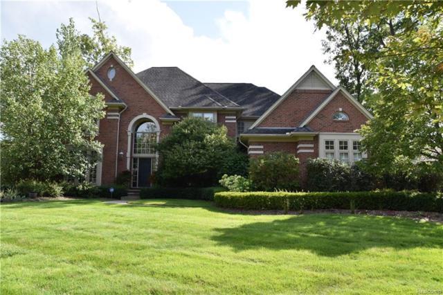 6957 Oakhurst Ridge Road, Independence Twp, MI 48348 (#218085552) :: Duneske Real Estate Advisors