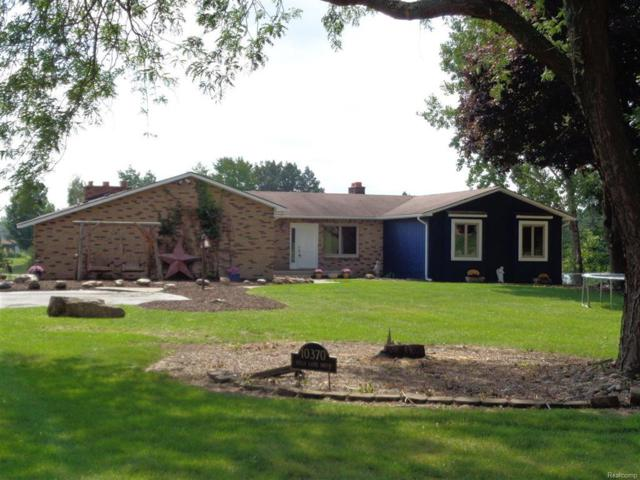10370 Hills Lane, Atlas Twp, MI 48438 (#50100003905) :: RE/MAX Classic