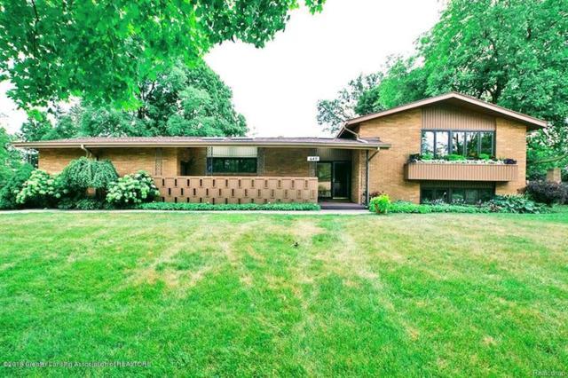 640 Whitehills Drive, East Lansing, MI 48823 (#630000230105) :: Duneske Real Estate Advisors