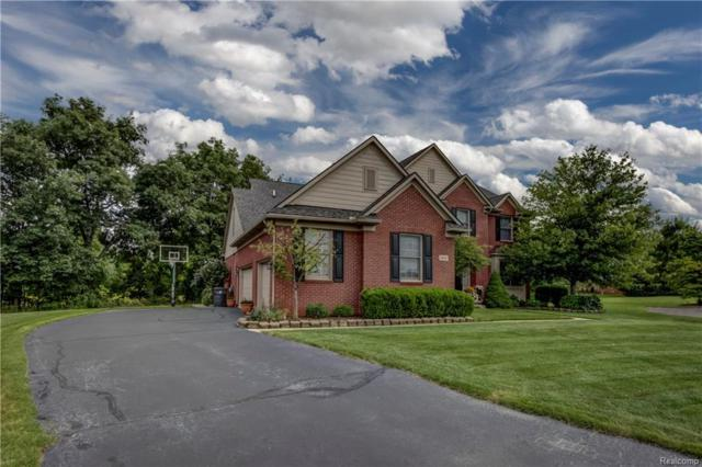 4455 Woodcliff Court, Oakland Twp, MI 48306 (#218085577) :: RE/MAX Classic